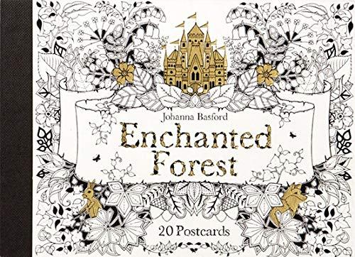 Enchanted Forest Postcards: 20 Postcards