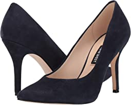 5cca9724e4453 Nine west jackpot navy suede, Shoes | Shipped Free at Zappos