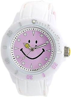 [スマイリー] SMILEY 腕時計 WC-HBSIL-WPPL キッズ [国内正規品]