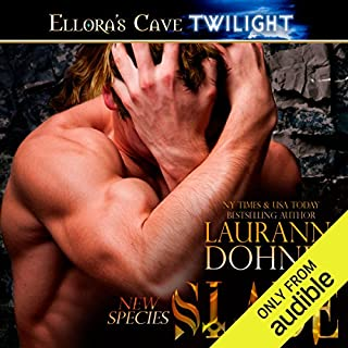 Slade     New Species, Book 2              By:                                                                                                                                 Laurann Dohner                               Narrated by:                                                                                                                                 Vanessa Chambers                      Length: 10 hrs and 22 mins     1,826 ratings     Overall 4.5