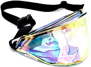 hologram fanny pack