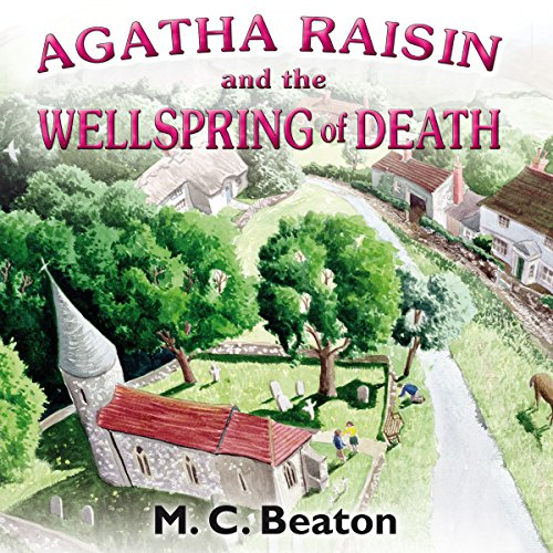 Agatha Raisin and the Wellspring of Death cover art