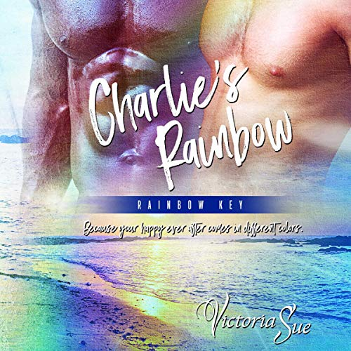 Charlie's Rainbow audiobook cover art