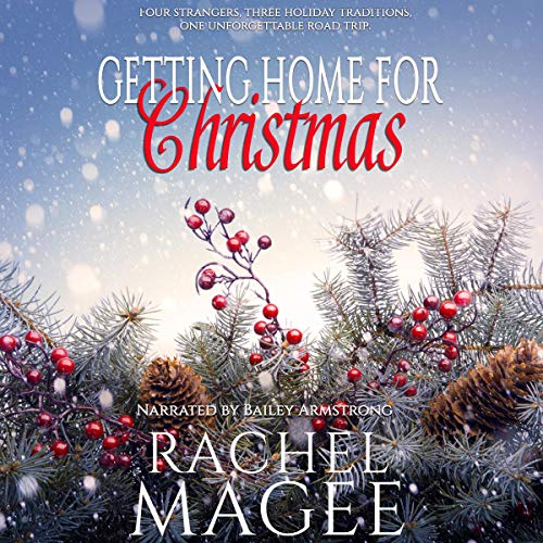 Getting Home for Christmas audiobook cover art