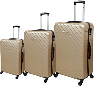 NEW TRAVEL Luggage set 3 pieces size 28/24/20 inch 0149/3p
