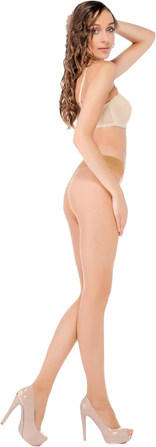 Penti Invisible Body Shaper 15 Den Sheer Matte Pantyhose Tights