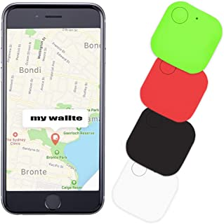 $36 » Key Finder, Key Locator for Wallet Tracker Phone Finder, Bluetooth Smart Lost Item Tracker Tag (1.51.5inches) 4Pcs
