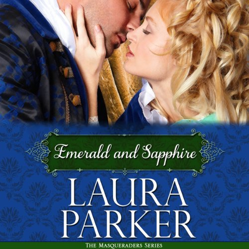 Emerald and Sapphire audiobook cover art