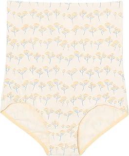 [ウンナナクール] ハラマキ付きショーツ 綿混 てんてん草
