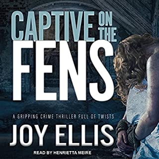 Captive on the Fens audiobook cover art