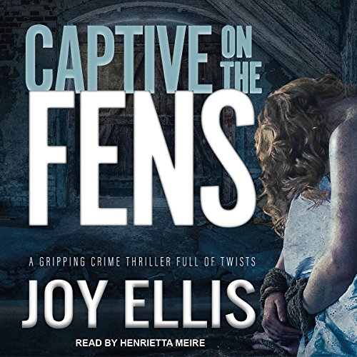 Captive on the Fens  By  cover art