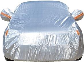 SZ JIAOJIAO Funda Impermeable Premium para Coche Compatible con Subaru: Forester, Outback, XV, Legacy, Ascent, Impreza,Gris,Outback