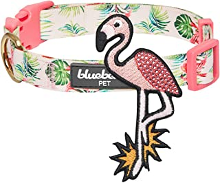 Blueberry Pet 8 Patterns Zoo Fun Dog Collars, Harnesses or Leashes