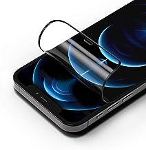 RhinoShield Protection écran 3D Impact compatible avec [iPhone 12/12 Pro]   3X plus de protection contre les chocs - Bords incurvés 3D pour une couverture complète - Résistance aux rayures