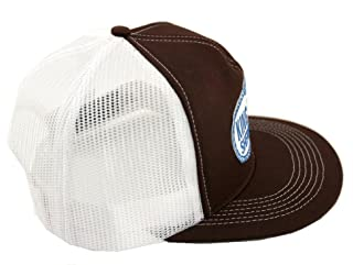 Kings Saddlery King Ropes Base Ball Caps New Colors, Different Styles (Brown/White)