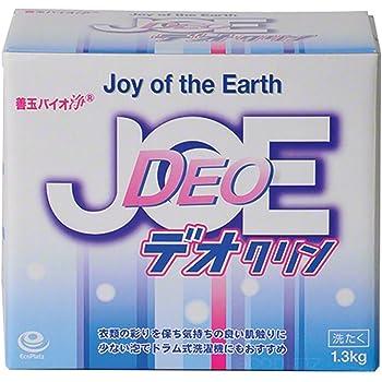 善玉バイオ洗剤 洗たく用 浄 デオクリン 1.3kg 3個セット