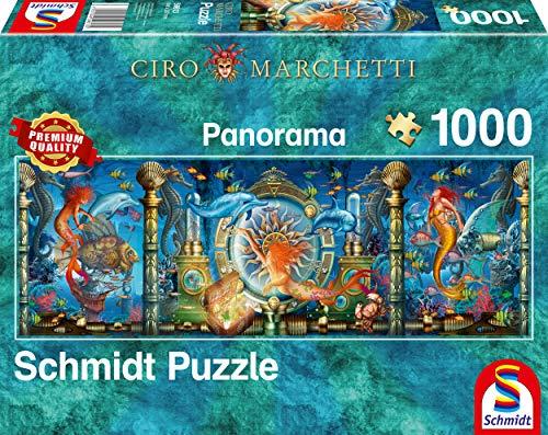 Ciro Marchetti: Underwater World (1000pc)