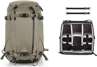 F-stop Ajna 40L Bundle – Incluye Slope Medium ICU (Unidad de cámara Interna) y Gatekeepers, m125-71-00A, Aloe