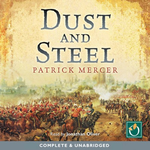 Dust and Steel audiobook cover art