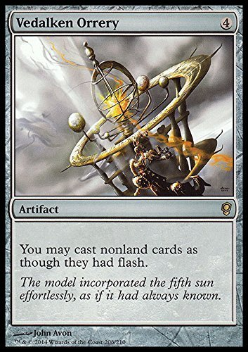 Magic The Gathering - Vedalken Orrery (206/210) - Conspiracy