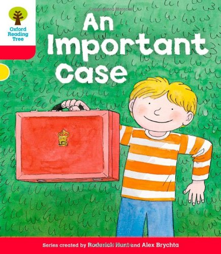 Oxford Reading Tree: Level 4: More Stories C: An Important Caseの詳細を見る