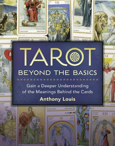 professional tarot reading book