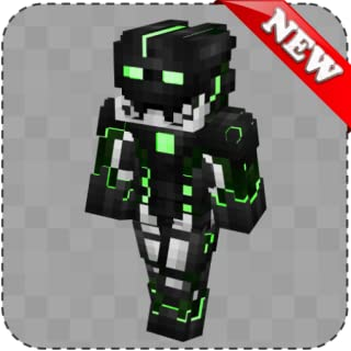 Robot Skins for Minecraft PE