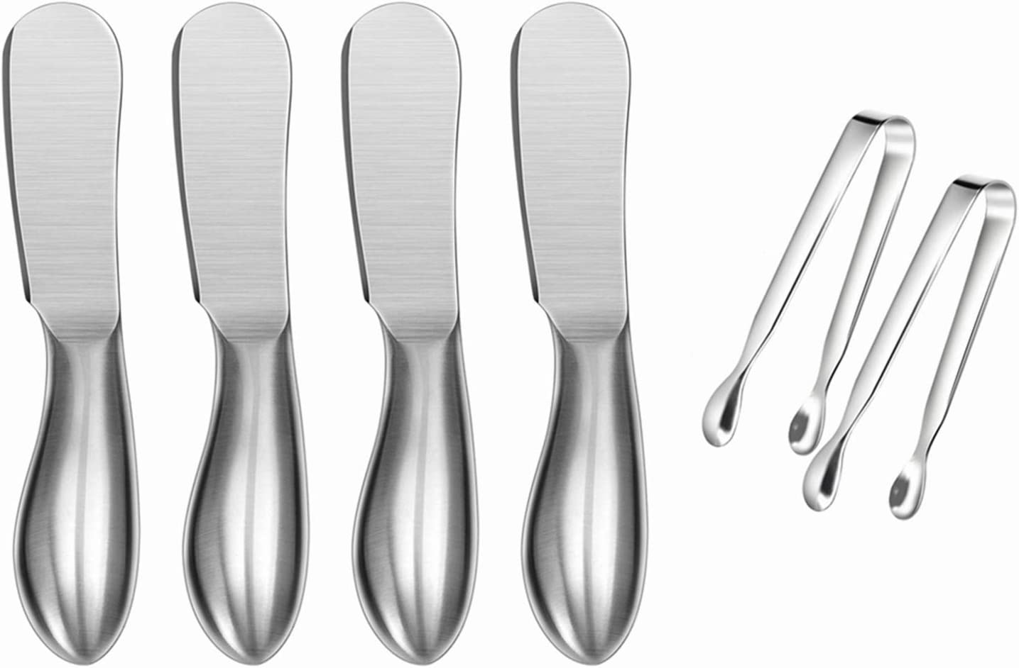 Sweetfamily Spreader SEAL limited product Knife Set 6-Piece Cheese Spreade Butter Recommended and