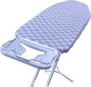 Royalford Ironing Board Cover 92 X 31 Cm - Thick Light Weight Scorch & Heat Resistant   Highly Durable Material   Portable...