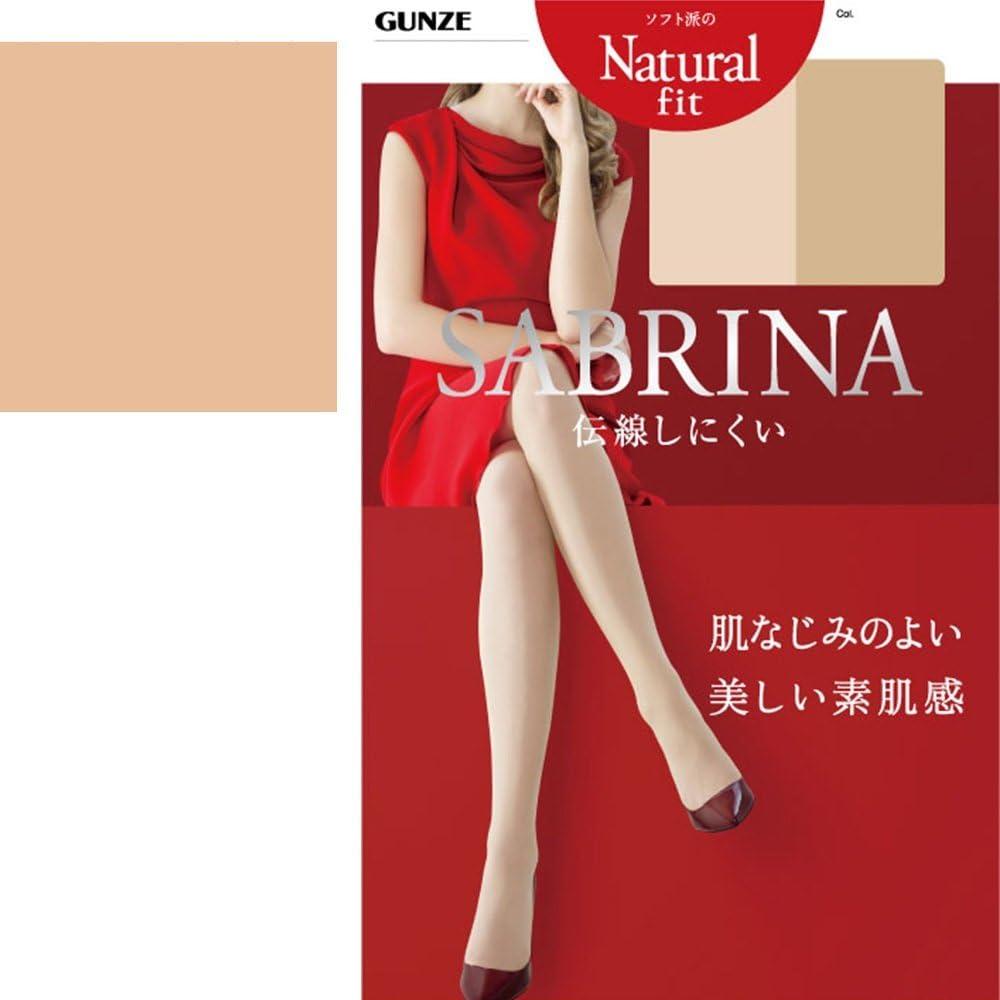 Sabrina Gunze Natural Fit Stocking Size M - L - 40A Pearl Beige