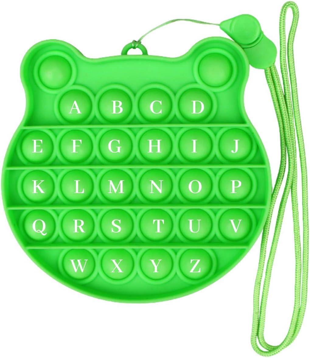 Matteobenni Bubble Sensory Fidget Toys, Stress Relief and Anti-A