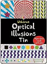 Optical Illusions Tin