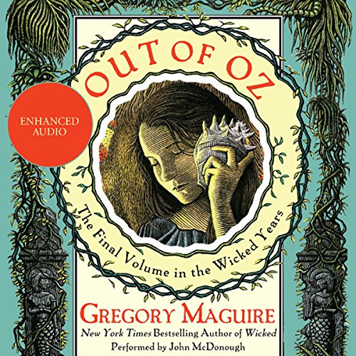 Out of Oz audiobook cover art