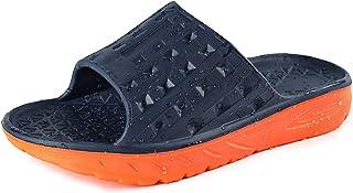أحذية استحمام للرجال من EASYANT دعم قوس وصنادل رياضية مضادة للانزلاق