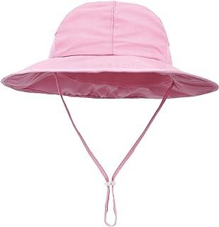 SimpliKids Baby Sun Hat Toddler Sun Hat Kids UPF 50+ Wide Brim Bucket Hat