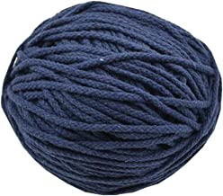 Natural Twisted Cotton Rope,10 Meters(32ft) for Pet Toys,Craft Projects (Blue)