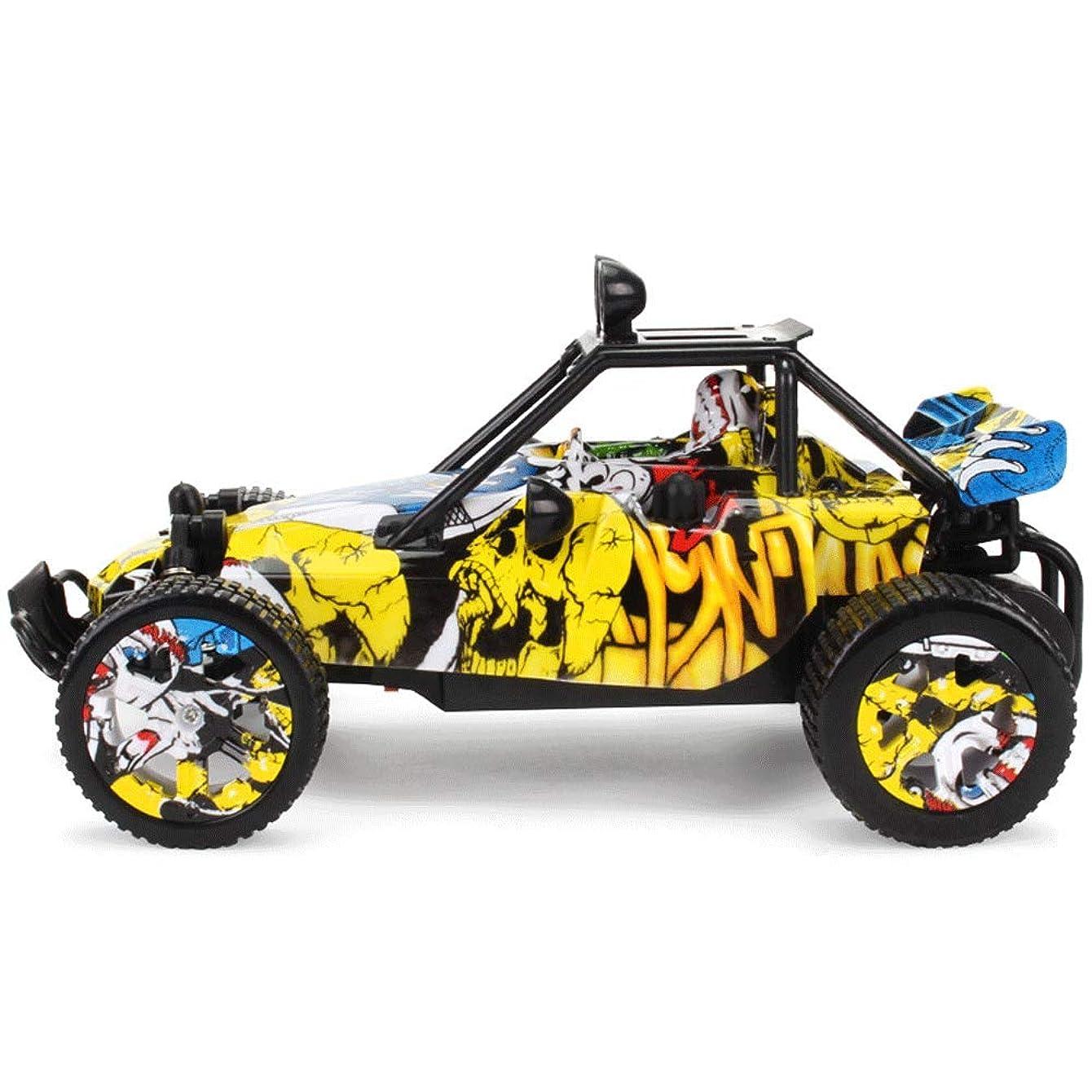 ブラウザ川無駄な子供のおもちゃのおもちゃの車をレーシングした新しい落書きリモートコントロール車