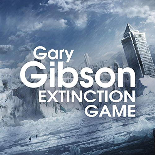 Extinction Game audiobook cover art