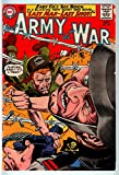 OUR ARMY AT WAR #152 1965-DC WAR COMIC-SGT. ROCK-VG VG