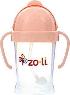 ZOLI INC Blush Sippy Cup with Straw, 1 EA