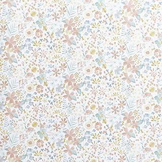 Kenay Home Libby Wallpaper Papel Pintado Decorativo, Flores, 0,53x10m(AnchoxLargo)