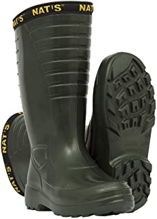 1540 Durable Rain Boots for Men - Ideal as Farm Boots or...
