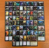 Elite Infect Commander Deck - Sultai - Black Green Blue - EDH - 100 Card - Custom Magic The Gathering Deck - Very Strong!