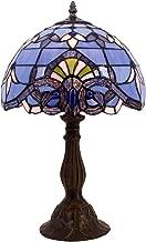 tiffany blue lamp shade