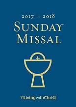2017-2018 Living with Christ Sunday Missal (Catholic Missal US Edition)