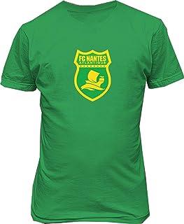 Cozy-T FC Nantes France Soccer Mens Casual T Shirt