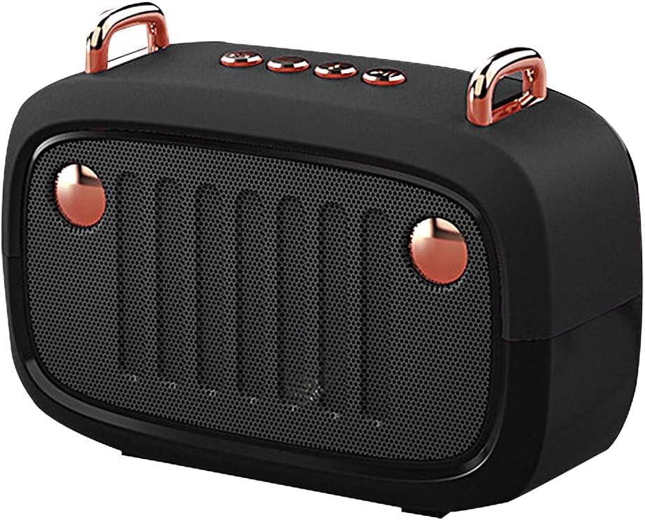 Max 41% OFF AALLZZ Mini Bluetooth Speaker Can Built-in 3-4 trend rank 800M Hours Play