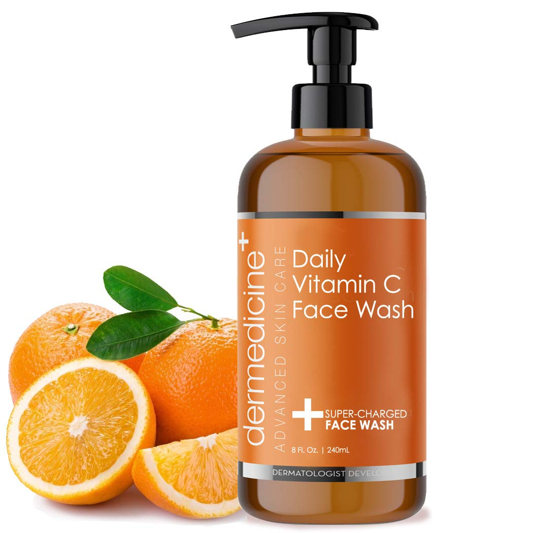 Dermedicine Daily Vitamin C A surprise price is 67% OFF of fixed price realized Face w Wash Super-Charged Marine