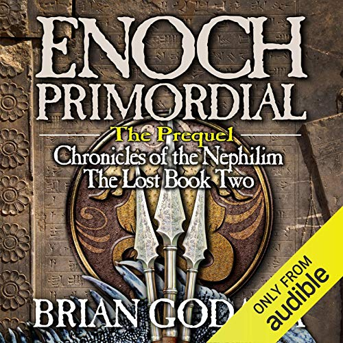 Enoch Primordial audiobook cover art