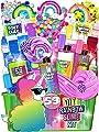 Laevo Unicorn Slime Kit for Girls - Slime DIY Supplies Slime Kits - Slime Making Kit Cloud Slime Kit for Boys - DIY Slime Kit with Instant Snow, Clear Glue, Foam Balls, Slime Glue